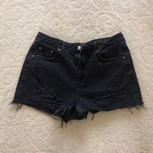 Topshop Shorts - Shorts